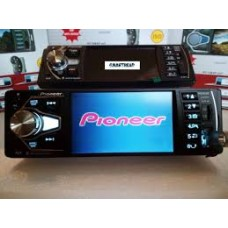 "Автомагнитола Pioneer 4023CRB Bluetooth.Видео Экран 4,1""USB,SD+Пульт на руль"