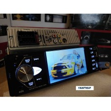 "Автомагнитола Pioneer 4022D.MP5 Дисплей 4,1""Bluetooth.USB.SD.AUX.FM.4x60W"
