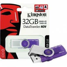Флеш-память USB Kingston 32Gb PURPLE(DT101G2/32GB)